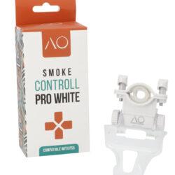 AO-Smoke-Control-Pro-Shisha-Mundstueck-Schlauchhalter-PS5-Controller-Weiss-SHWD17402